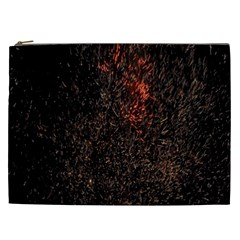July 4th Fireworks Party Cosmetic Bag (XXL)