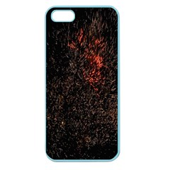 July 4th Fireworks Party Apple Seamless Iphone 5 Case (color)