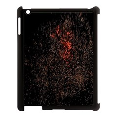 July 4th Fireworks Party Apple iPad 3/4 Case (Black)