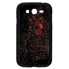 July 4th Fireworks Party Samsung Galaxy Grand DUOS I9082 Case (Black)
