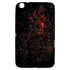 July 4th Fireworks Party Samsung Galaxy Tab 3 (8 ) T3100 Hardshell Case