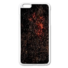 July 4th Fireworks Party Apple iPhone 6 Plus/6S Plus Enamel White Case