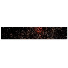 July 4th Fireworks Party Flano Scarf (large)