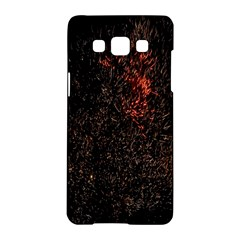 July 4th Fireworks Party Samsung Galaxy A5 Hardshell Case