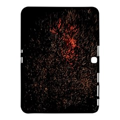 July 4th Fireworks Party Samsung Galaxy Tab 4 (10 1 ) Hardshell Case