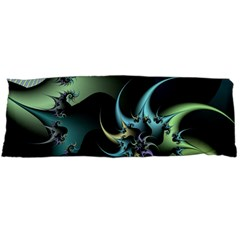 Fractal Image With Sharp Wheels Body Pillow Case Dakimakura (Two Sides)