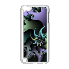 Fractal Image With Sharp Wheels Apple Ipod Touch 5 Case (white)