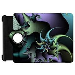 Fractal Image With Sharp Wheels Kindle Fire HD 7