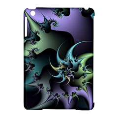 Fractal Image With Sharp Wheels Apple iPad Mini Hardshell Case (Compatible with Smart Cover)