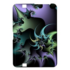 Fractal Image With Sharp Wheels Kindle Fire Hd 8 9
