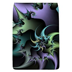 Fractal Image With Sharp Wheels Flap Covers (L)
