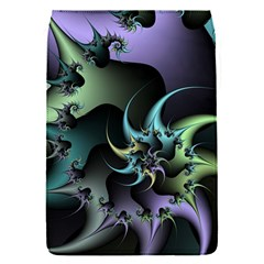 Fractal Image With Sharp Wheels Flap Covers (S)