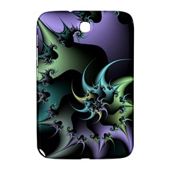 Fractal Image With Sharp Wheels Samsung Galaxy Note 8.0 N5100 Hardshell Case