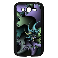 Fractal Image With Sharp Wheels Samsung Galaxy Grand DUOS I9082 Case (Black)