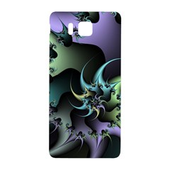 Fractal Image With Sharp Wheels Samsung Galaxy Alpha Hardshell Back Case