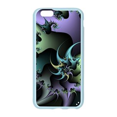 Fractal Image With Sharp Wheels Apple Seamless iPhone 6/6S Case (Color)
