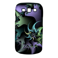 Fractal Image With Sharp Wheels Samsung Galaxy S III Classic Hardshell Case (PC+Silicone)