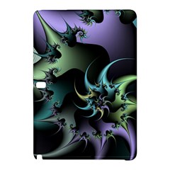 Fractal Image With Sharp Wheels Samsung Galaxy Tab Pro 12.2 Hardshell Case