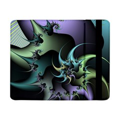 Fractal Image With Sharp Wheels Samsung Galaxy Tab Pro 8.4  Flip Case