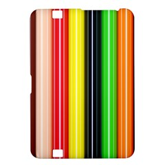 Stripes Colorful Striped Background Wallpaper Pattern Kindle Fire HD 8.9