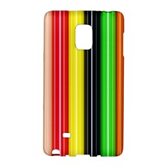 Stripes Colorful Striped Background Wallpaper Pattern Galaxy Note Edge