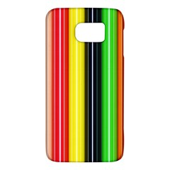 Stripes Colorful Striped Background Wallpaper Pattern Galaxy S6
