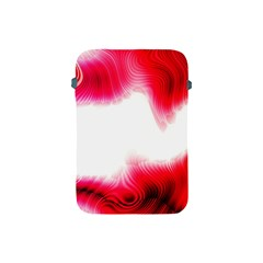 Abstract Pink Page Border Apple iPad Mini Protective Soft Cases