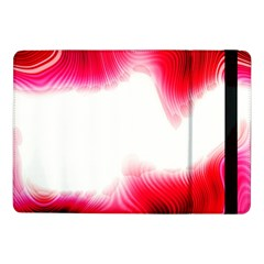 Abstract Pink Page Border Samsung Galaxy Tab Pro 10.1  Flip Case