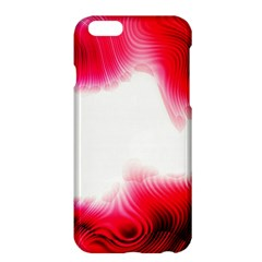 Abstract Pink Page Border Apple Iphone 6 Plus/6s Plus Hardshell Case