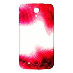 Abstract Pink Page Border Samsung Galaxy Mega I9200 Hardshell Back Case