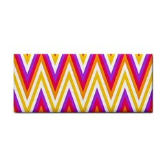 Colorful Chevrons Zigzag Pattern Seamless Cosmetic Storage Cases