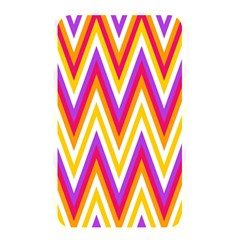 Colorful Chevrons Zigzag Pattern Seamless Memory Card Reader