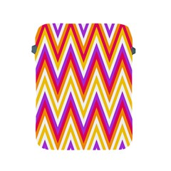 Colorful Chevrons Zigzag Pattern Seamless Apple iPad 2/3/4 Protective Soft Cases
