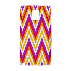 Colorful Chevrons Zigzag Pattern Seamless Samsung Galaxy Note 4 Hardshell Case