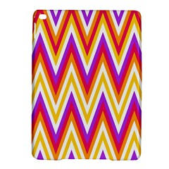 Colorful Chevrons Zigzag Pattern Seamless iPad Air 2 Hardshell Cases