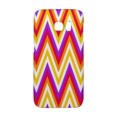 Colorful Chevrons Zigzag Pattern Seamless Galaxy S6 Edge