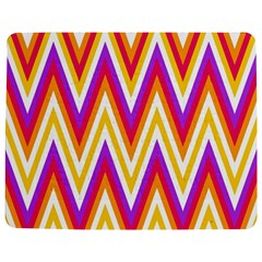 Colorful Chevrons Zigzag Pattern Seamless Jigsaw Puzzle Photo Stand (rectangular)
