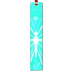 Butterfly Cut Out Flowers Large Book Marks