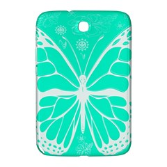 Butterfly Cut Out Flowers Samsung Galaxy Note 8.0 N5100 Hardshell Case