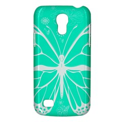 Butterfly Cut Out Flowers Galaxy S4 Mini