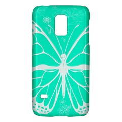 Butterfly Cut Out Flowers Galaxy S5 Mini