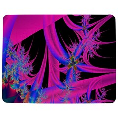 Fractal In Bright Pink And Blue Jigsaw Puzzle Photo Stand (rectangular)