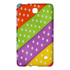 Colorful Easter Ribbon Background Samsung Galaxy Tab 4 (7 ) Hardshell Case