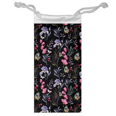 Wildflowers I Jewelry Bag