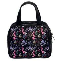 Wildflowers I Classic Handbags (2 Sides)