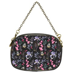 Wildflowers I Chain Purses (two Sides)