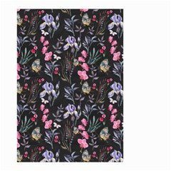 Wildflowers I Small Garden Flag (two Sides)
