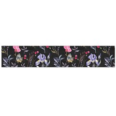 Wildflowers I Flano Scarf (large)