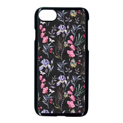Wildflowers I Apple Iphone 7 Seamless Case (black)