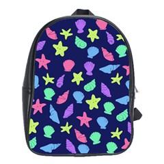 Shells School Bags(Large)